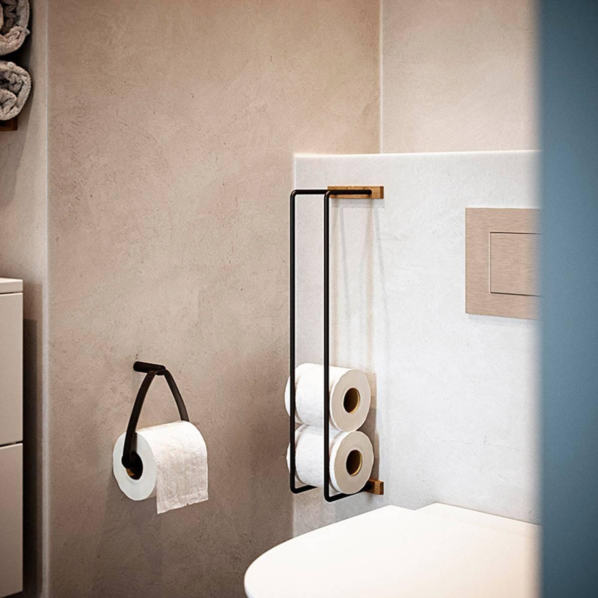 Bathroom Rack Natur - By Wirth